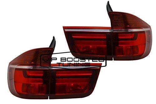 Stopuri LED DEPO BMW X5 E70 (2007-2010) Light Bar LCI Facelift Look