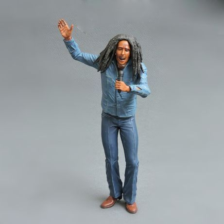 Figurina BOB MARLEY Music Legends Jamaica Singer 18 cm
