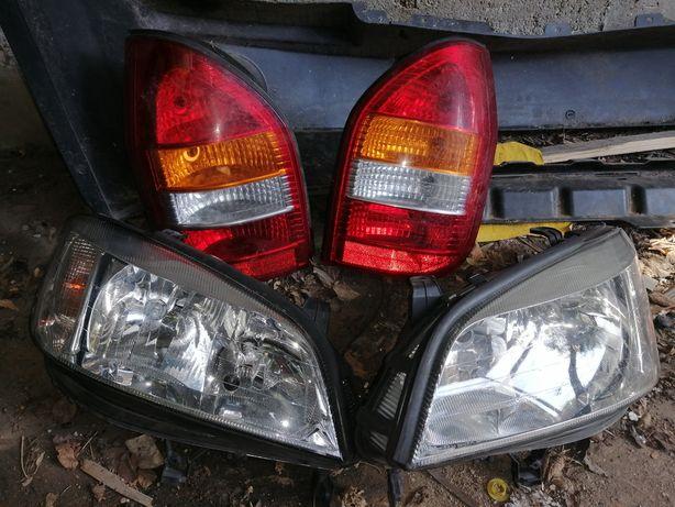 Farur și stopuri Opel zafira A