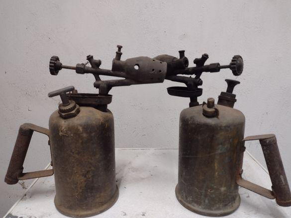 Бензинова горелка