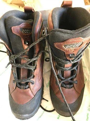 осенне-зимние ботинки ECCO