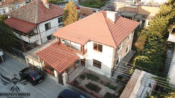 Продавам двуетажна еднофамилна къща 98кв. и 400кв двор в гр.Асеновград
