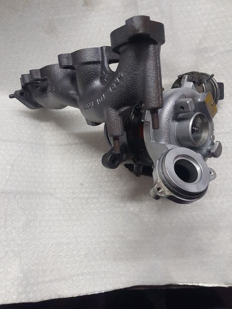 Turbina reconditionata Vw Passat Cc 2.0 diesel
