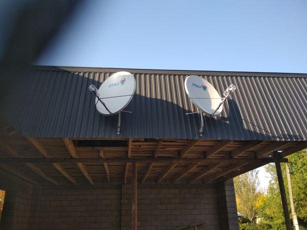 Установка спутниковых антенн отау ТВ