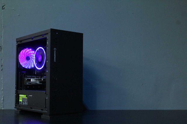 Мощный игровой ПК Core i5/1050 ti/RAM 8GB/SSD 120GB + гарантия 1 год!