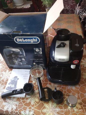 кофемашина delonghi eс 9