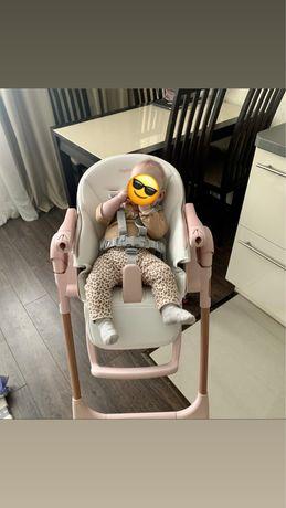 Детский стульчик peg perego mon amour