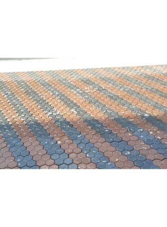Pavele, pavaje beton curte pret producator model fagure