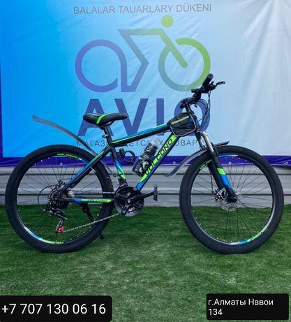 Велосипед Горный качественный оригинал заводской со скидками