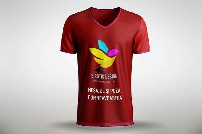 Personalizare tricou, hanorac