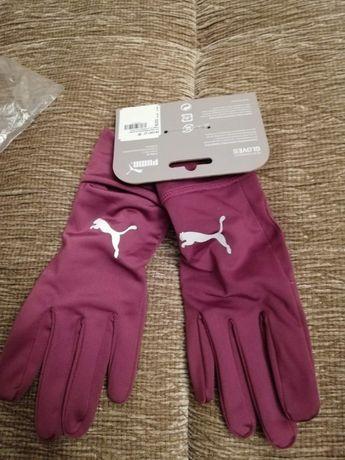 с етикета ръкавици Puma M-L размер