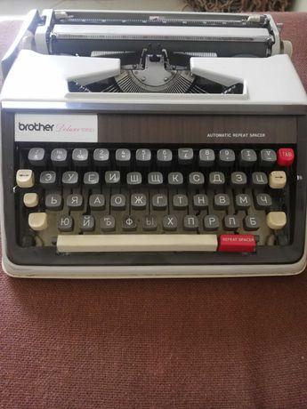 Пишеща машина brother