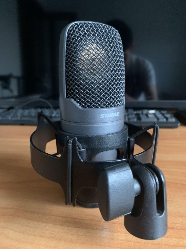 Продам студийный микрофон «shure pg42»