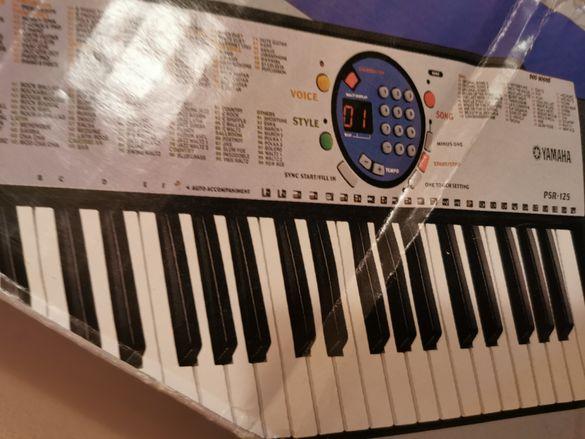 Синтезатор/Йоника Yamaha PSR E423