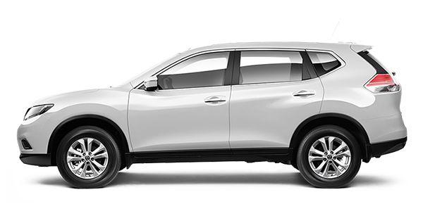 Perdele interior Nissan X-Trail 2013->