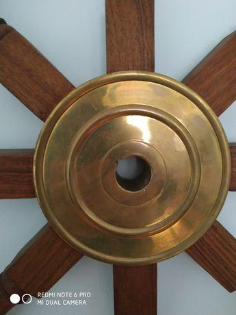 Timonă autentică velier 120 cm