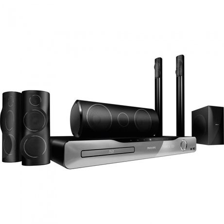 Philips Blu-ray 3D homecinema