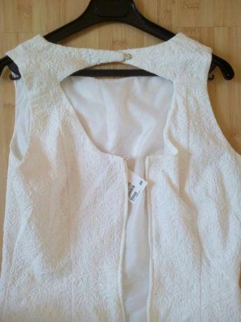 Vand rochie h&m alba noua si alte rochii elegante