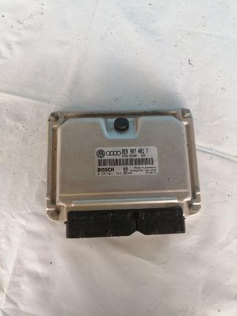 ECU calculator motor Skoda Superb ; Audi A4 , cod 281011444