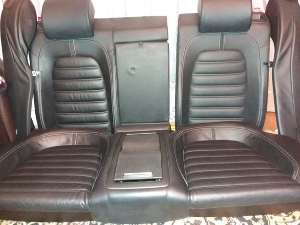 Задние кресла на пассат ss
