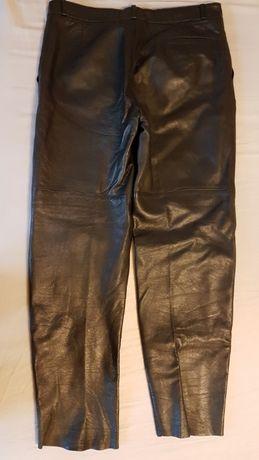 Pantaloni piele (originali Romania) - marimea 50