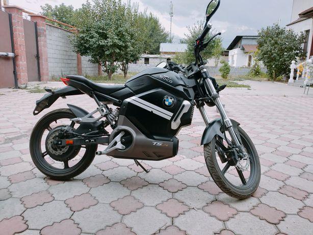 Super soco электромотоцикл