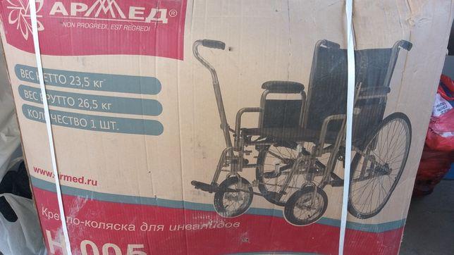 Кресло-коляска  новая