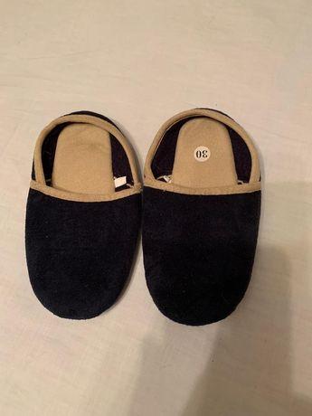 Papuci de casa copii mărimea 30