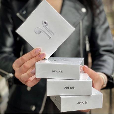 AirPods 1 AirPods 2 Air Pro 4, LUX 1:1 НОВЫЕ! По Низкой цене в Астане