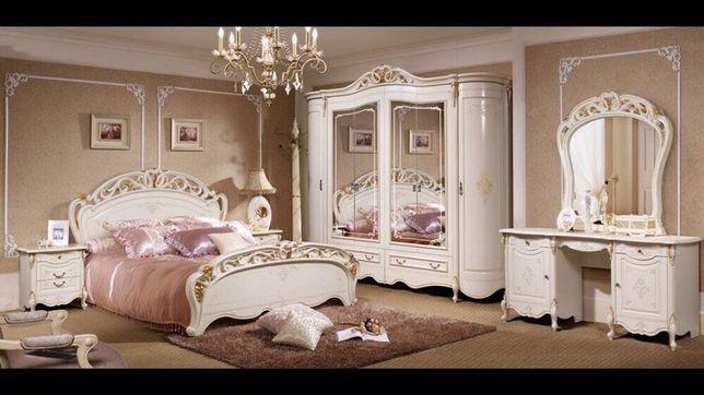 Спальный гарнитур Аллегро 6 д. Мебель со склада Дёшево ТОЛЬКО У НАС!!!