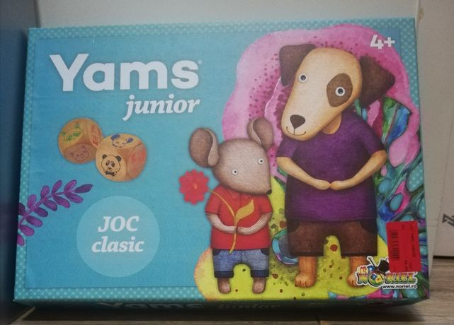 Joc Yams Junior.