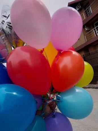 Baloane cu heliu petrecere copii și aniversari.