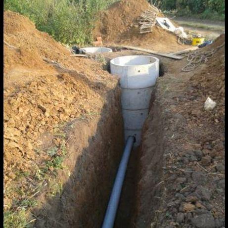 Водопровод, канализация