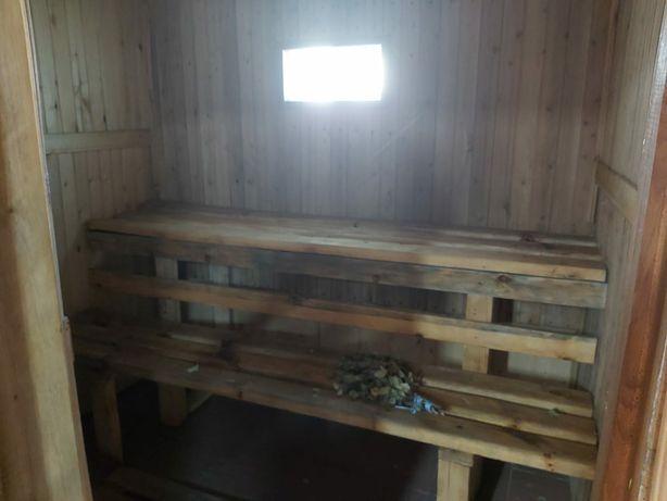 Частная Баня на дровах