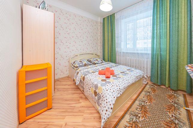 Уютная, теплая 2-х комнатная квартира