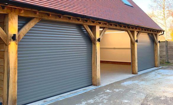 Качествени гаражни ролетни врати, охранителни ролетки
