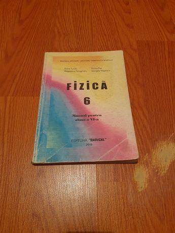 Fizica - Clasa 6 - Manual - Doina Turcitu, Viorica Pop, editura Radica