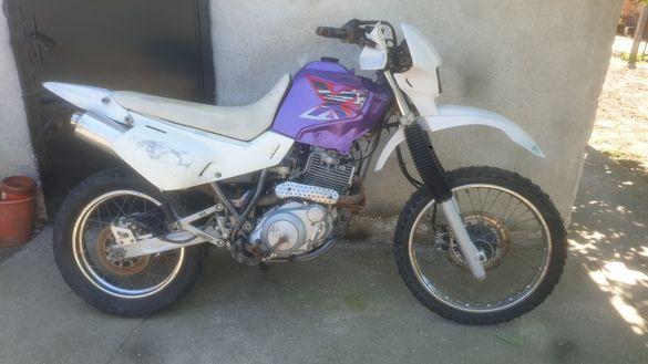 Само на части Yamaha xt 600 с документи