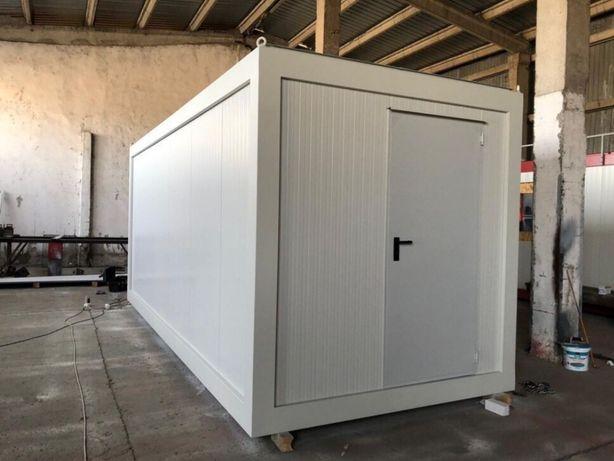 Vând containere pentru birouri magazin sau de locuit