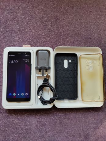 Продам HTC U11 plus.