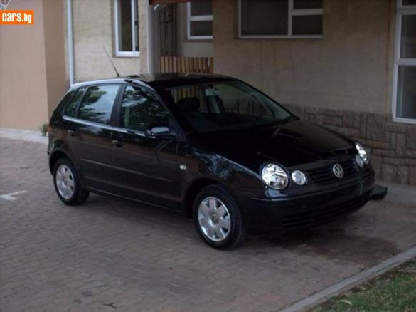 Vw polo 1.4 tdi на части
