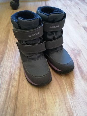 Ghete cizme cizmulite GEOX toamna/iarna AMPHIBIOX