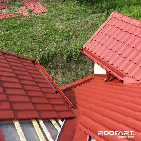 Acoperisuri dulgheri mansardari reparati de urgenta firmă acoperisuri