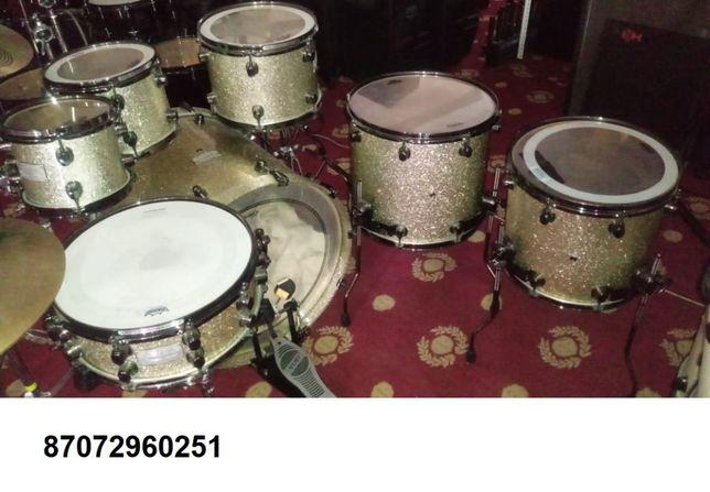 Продам барабанную установку Mapex Saturn Serias