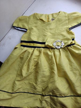 Платье на годик одевался один раз