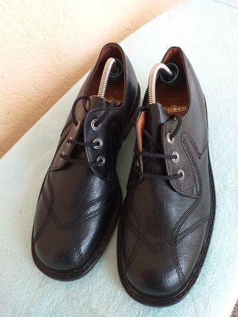 Pantofi noi Moser nr 40 piele
