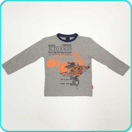 Bluza subtire,  bumbac+elastan, COCCODRILLO→6—7 ani | 116—122 cm