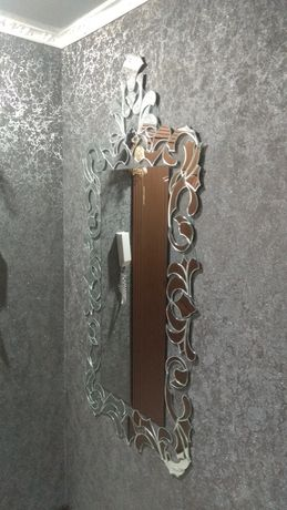 Роскошные венецианские зеркала. Ручная работа.