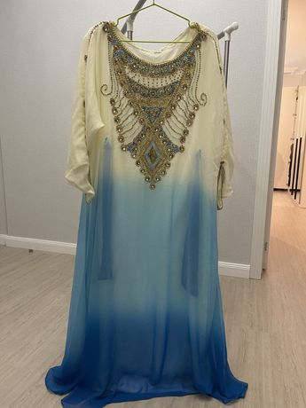 Дубайское платье