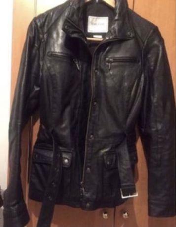 Кожаные куртки Geox